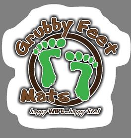 Grubby Feet Mats